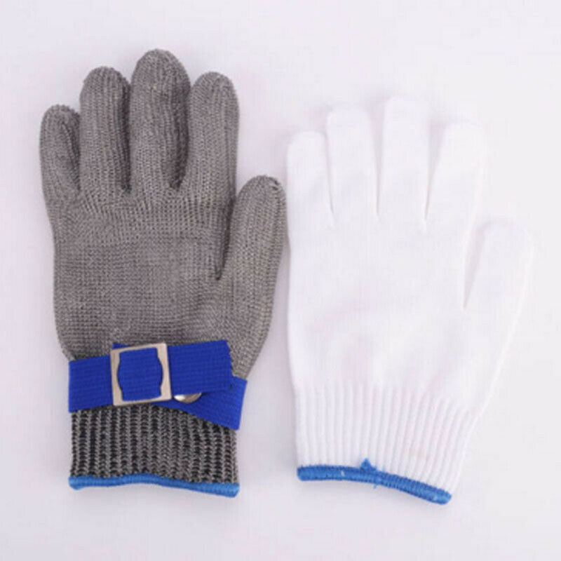 Stainless Steel Metal Mesh Butcher Glove