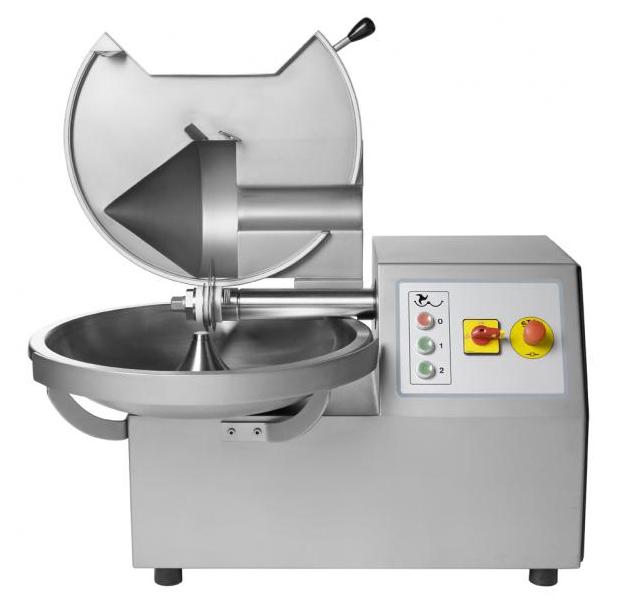 Bowl cutter Fatosa