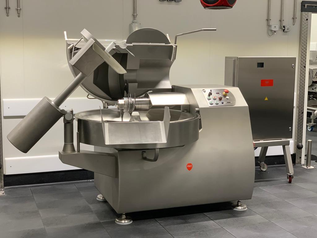 Cutter DMK 120 liters (new)